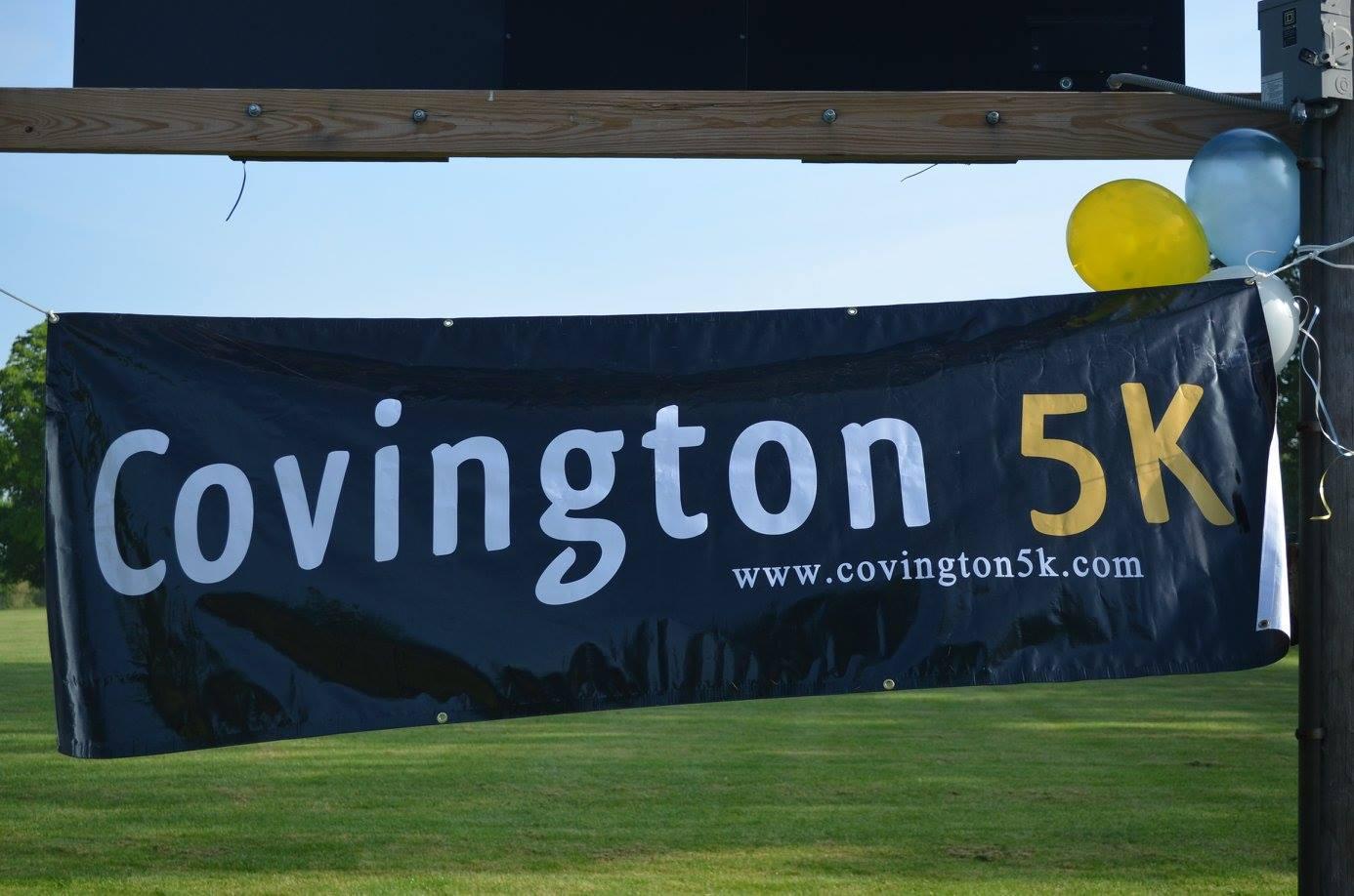 Covington 5K Banner
