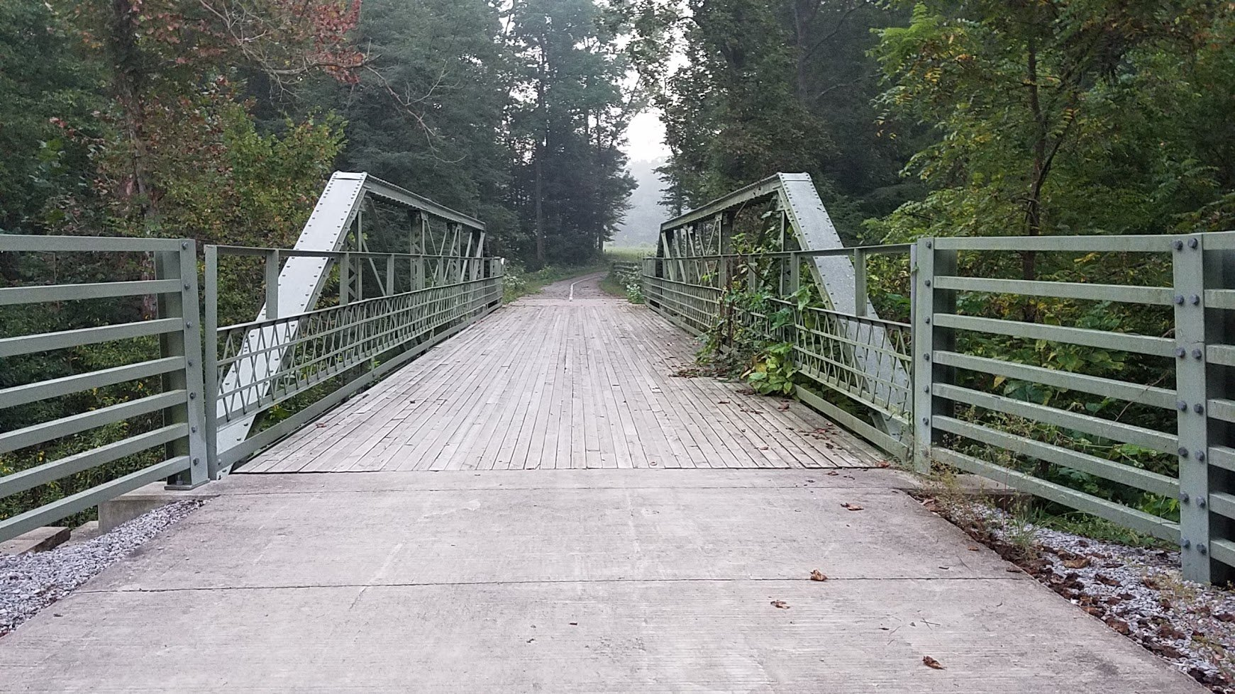 Covington Trail Bridge